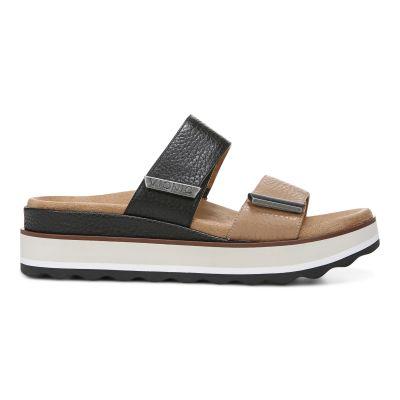 Brandie Flatform Slide Sandal