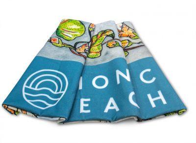 Vionic Beach Moon Towel